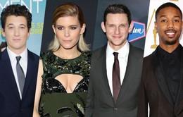 Fantastic Four trở lại với dàn diễn viên mới toanh