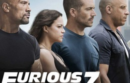 Fast and Furious 7 tung trailer mãn nhãn