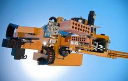 Robot xây nhà chỉ trong... 2 ngày