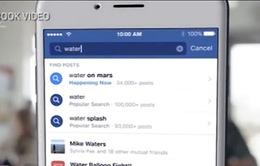 Facebook sửa lỗi hao pin nhanh trên iPhone