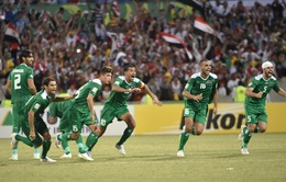 Tứ kết Asian Cup 2015: Iraq đả bại kình địch Iran trên chấm penalty