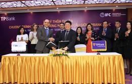 TPBank nhận tài trợ thương mại 10 triệu USD