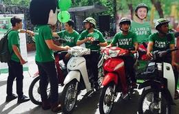 Ra mắt dịch vụ xe ôm giá rẻ qua smartphone tại Hà Nội