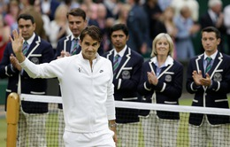 Chung kết Wimbledon 2015: Federer tiếc nuối vì không thắng set đầu tiên