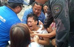 Lật phà chở 173 người ở Philippines