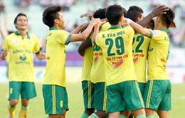 Vòng 6 giải vô địch quốc gia V.League 2015: Than Quảng Ninh chắc ngôi đầu