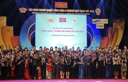 EQUEST nằm trong top 95 Thương hiệu mạnh Việt Nam