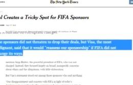 Bê bối tham nhũng ảnh hưởng đến nguồn tài trợ FIFA