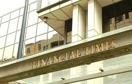 Tờ Financial Times được bán cho Nikkei với giá 1,32 tỷ USD