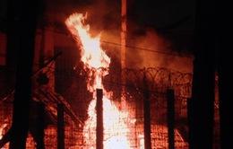 Philippines: Nhà tù đột nhiên bốc cháy, 10 tù nhân thiệt mạng
