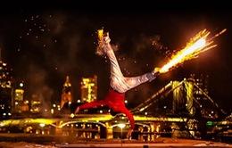 """Chào năm mới 2015 bằng """"vũ điệu"""" pháo hoa"""