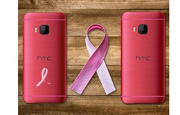 HTC One M9 ra mắt biến thể giúp nâng cao nhận thức về ung thư vú