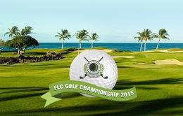 Diễn biến ngày 2 giải golf FLC Championship 2015