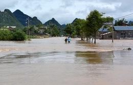Trung Quốc: Hơn 1 triệu người bị ảnh hưởng do lũ lụt