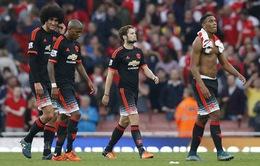Thảm bại trước Arsenal, Juan Mata nổi điên với Man Utd
