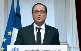 Uy tín của Tổng thống Pháp tăng mạnh trở lại