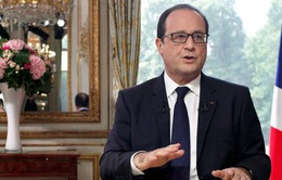 Tổng thống Pháp bảo vệ tự do ngôn luận