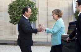 Lãnh đạo Pháp, Đức để ngỏ cánh cửa đàm phán tiếp với Hy Lạp