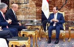 Bộ trưởng Quốc phòng Pháp thăm Ai Cập
