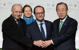 195 quốc gia thông qua thỏa thuận chống biến đổi khí hậu