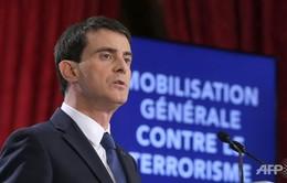 Pháp công bố các biện pháp chống khủng bố mới