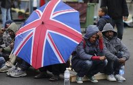 Pháp sơ tán người nhập cư do lo ngại dịch bệnh