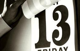 Thứ 6 ngày 13 có thực sự đen đủi?