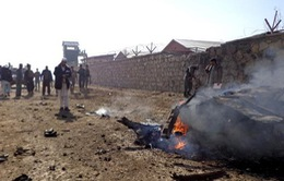 Afghanistan: Đánh bom đẫm máu gần căn cứ quân sự Mỹ