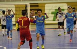 Futsal 2015: Sanatech Khánh Hòa tiếp tục dẫn đầu bảng B
