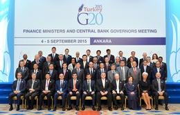 Bộ trưởng Tài chính G20 tìm giải pháp ngăn chặn trốn thuế