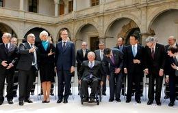 Các Bộ trưởng Tài chính G7 đạt đồng thuận về cắt giảm nợ công