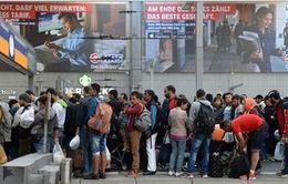 Nhà ga chính tại Munich phải sơ tán khẩn cấp