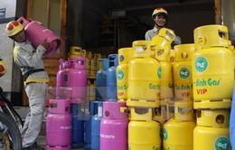 Giá gas tăng 1.375 đồng/kg từ 1/12