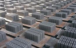 Tăng cường sản xuất và sử dụng gạch không nung ở Việt Nam