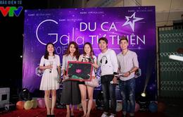 Giới trẻ thủ đô hào hứng tham gia Gala Du ca từ thiện 2015