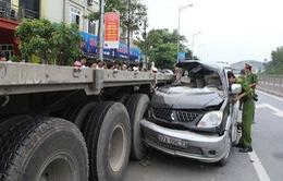 2 vụ tai nạn giao thông nghiêm trọng trên QL 1A