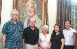 Cuộc hội ngộ của phóng viên chiến trường Mỹ tại Hà Nội