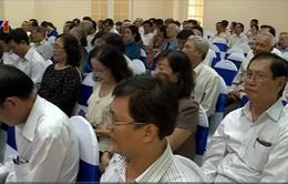 Gặp mặt tri thức Liên hiệp các Hội Khoa học và Kỹ thuật TP.HCM