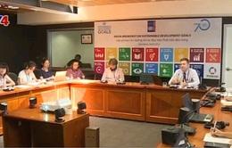 Gặp gỡ báo chí trước thềm Hội nghị phát triển bền vững