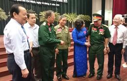 Họp mặt nhân chứng lịch sử trong chiến dịch Hồ Chí Minh