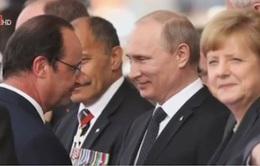 Đức, Pháp mang sáng kiến hòa bình mới cho Ukraine tới Nga