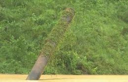 Quảng Ninh: Khẩn trương khắc phục sự cố vỡ đường ống cấp nước do mưa lũ