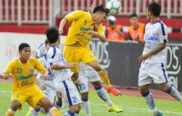 Vua phá lưới Văn Thành gây ấn tượng mạnh tại giải U21 quốc gia