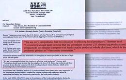 Mỹ phủ nhận bán phá giá thịt gà tại Việt Nam