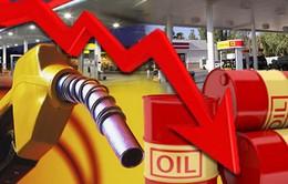 Giá dầu xuống mức thấp nhất kể từ năm 2009