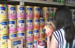 TP.HCM: Giá sữa vẫn chưa giảm