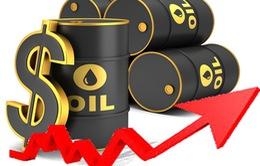 Giá dầu thế giới tăng cao nhất trong 3 tuần qua