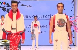 Vương Khang giành giải Nhất cuộc thi Sakura Collection 2015