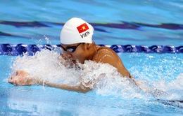 Ánh Viên thận trọng trước 'đàn em' ở giải bơi VĐQG 2015