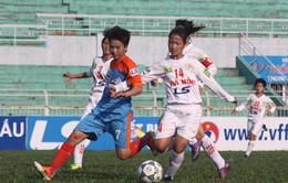 Giải bóng đá nữ VĐQG 2015: Nâng cao cơ cấu giải thưởng